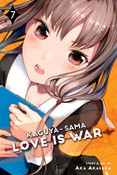 Kaguya-sama Love Is War Manga Volume 7
