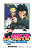 Boruto Manga Volume 4