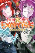 Twin Star Exorcists Manga Volume 13