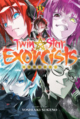 Twin Star Exorcists Manga Volume 13