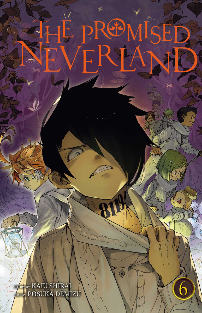 the promised neverland  The Promised Neverland Manga Volume 6