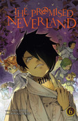 The Promised Neverland Manga Volume 6
