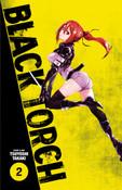Black Torch Manga Volume 2