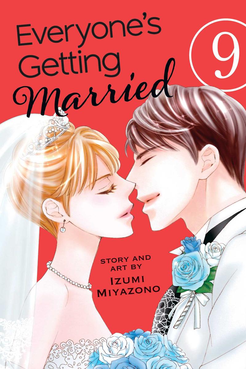 Everyone's Getting Married Manga Volume 9