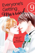 Everyone's Getting Married Manga Volume 9