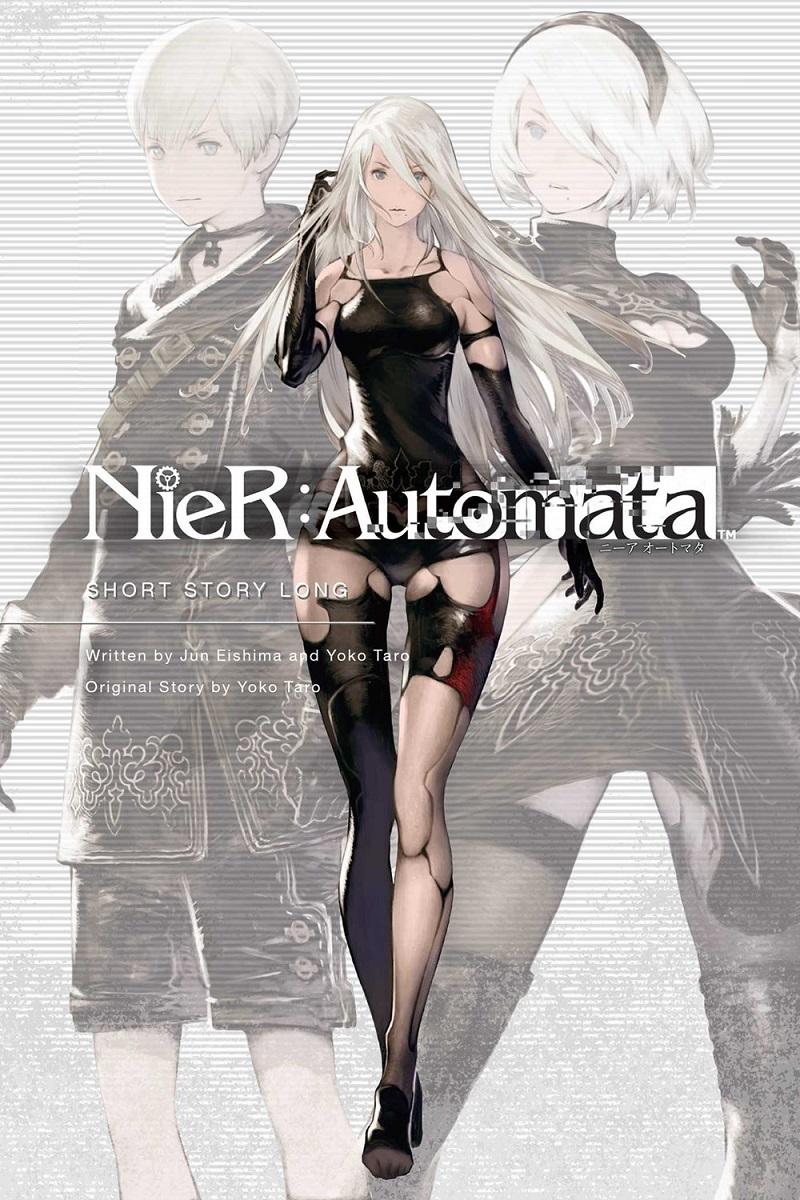 NieR Automata Short Story Long Novel