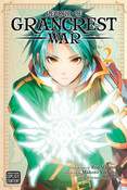 Record of Grancrest War Manga Volume 2
