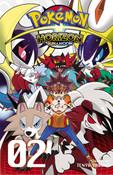 Pokemon Horizon Sun and Moon Manga Volume 2