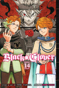 Black Clover Manga Volume 14