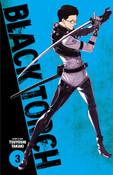 Black Torch Manga Volume 3