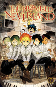 The Promised Neverland Manga Volume 7