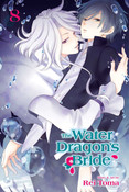 The Water Dragon's Bride Manga Volume 8