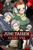 Juni Taisen Zodiac War Manga Volume 2