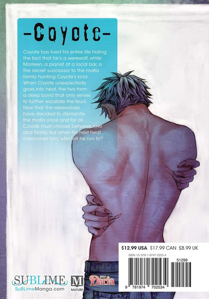 Coyote Manga Volume 2