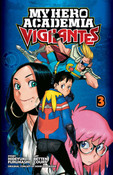 My Hero Academia Vigilantes Manga Volume 3