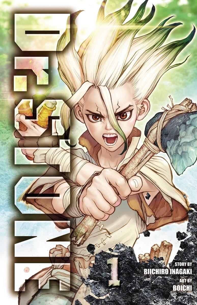 Dr. STONE Manga Volume 1