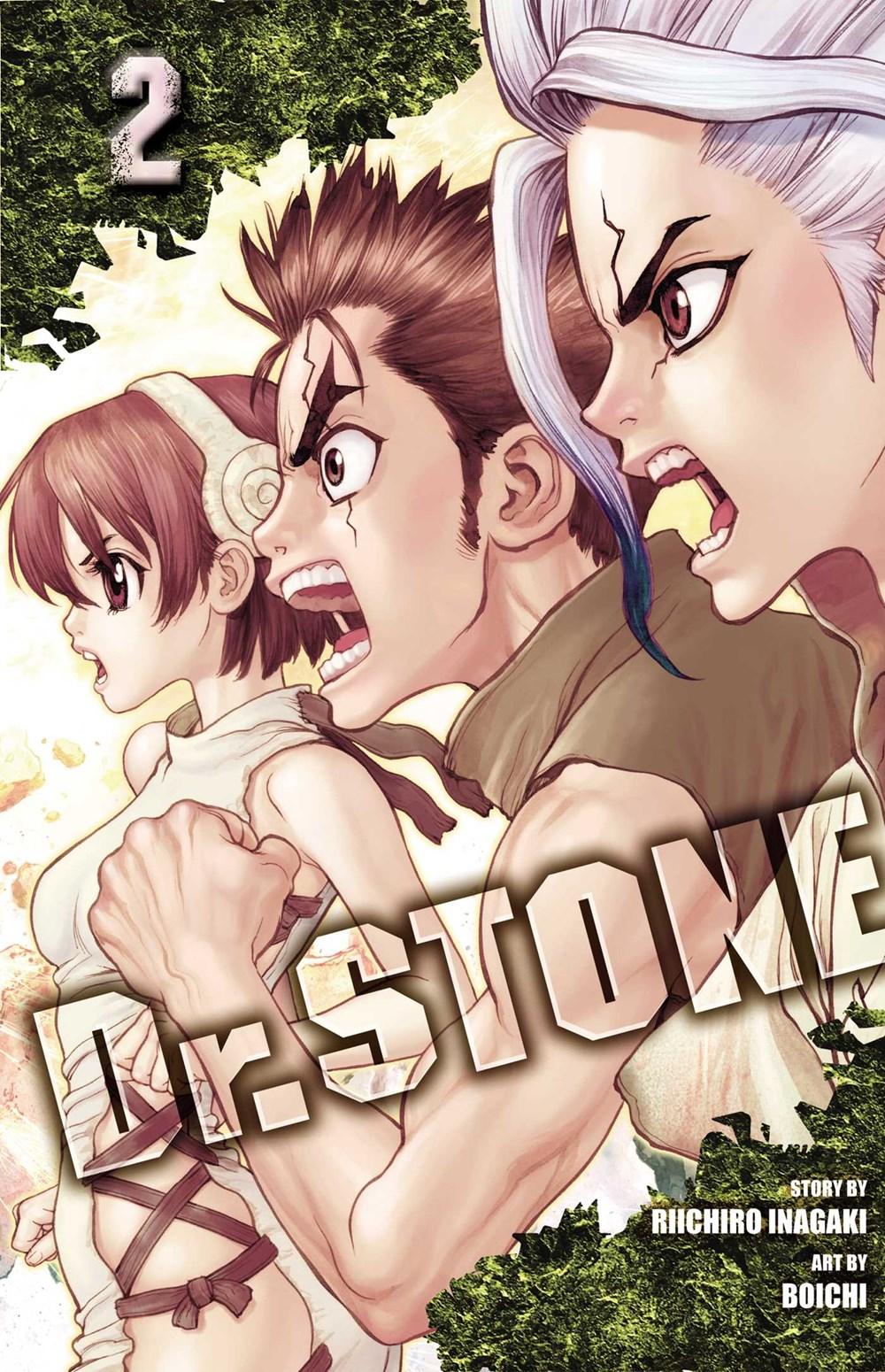 Dr. STONE Manga Volume 2