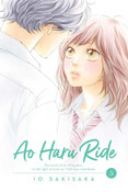 Ao Haru Ride Manga Volume 5