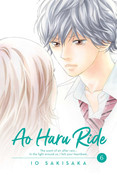Ao Haru Ride Manga Volume 6