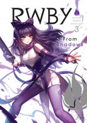RWBY Official Manga Anthology Manga Volume 3