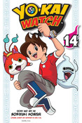 Yo-kai Watch Manga Volume 14