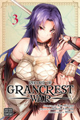 Record of Grancrest War Manga Volume 3