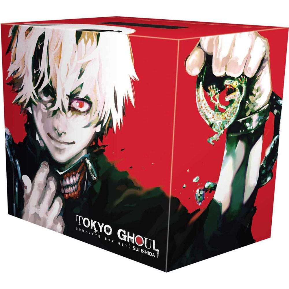Tokyo Ghoul Manga Box Set