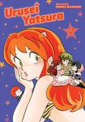 Urusei Yatsura Manga Volume 9