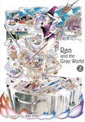 Ran and the Gray World Manga Volume 2