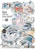 Ran and the Gray World Manga Volume 4
