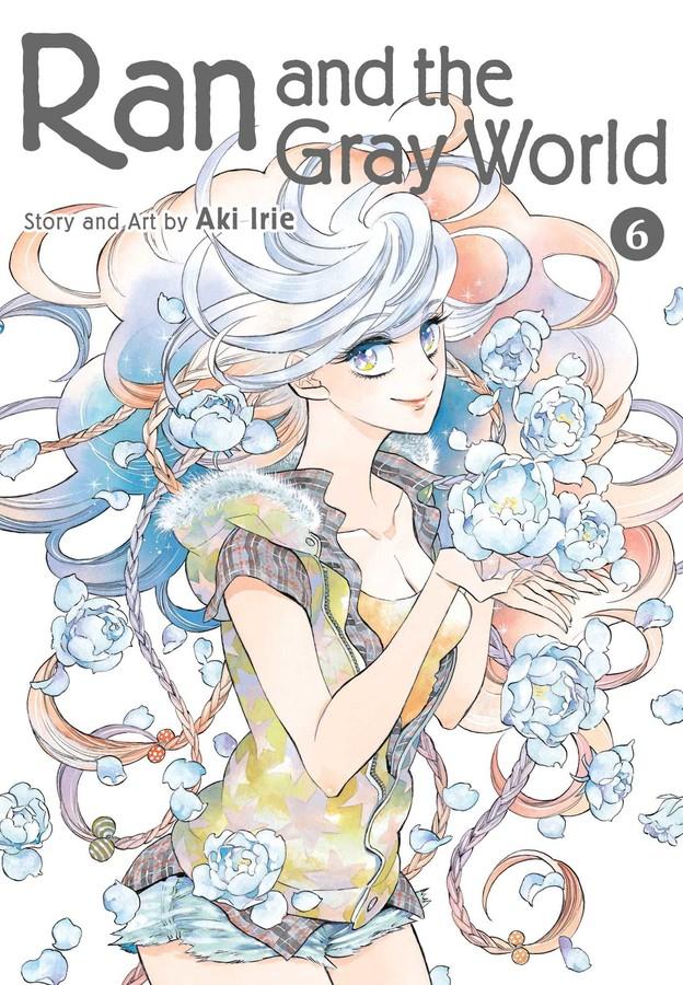 Ran and the Gray World Manga Volume 6