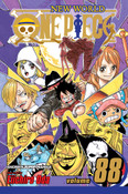 One Piece Manga Volume 88
