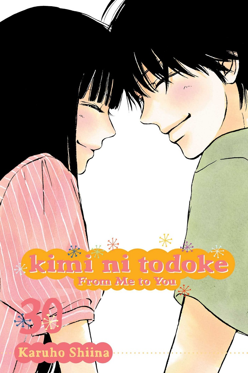 Kimi ni Todoke From Me to You Manga Volume 30