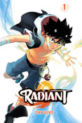 Radiant Manga Volume 1