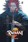 Radiant Manga Volume 4
