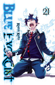 Blue Exorcist Manga Volume 21