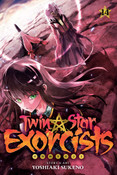 Twin Star Exorcists Manga Volume 14
