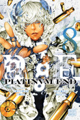 Platinum End Manga Volume 8