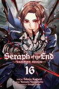 Seraph of the End Manga Volume 16