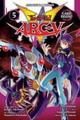 Yu-Gi-Oh! Arc V Manga Volume 5