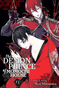 The Demon Prince of Momochi House Manga Volume 13