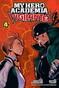My Hero Academia Vigilantes Manga Volume 4