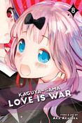 Kaguya-sama Love is War Manga Volume 8
