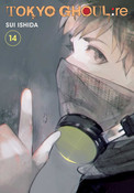 Tokyo Ghoul re Manga Volume 14