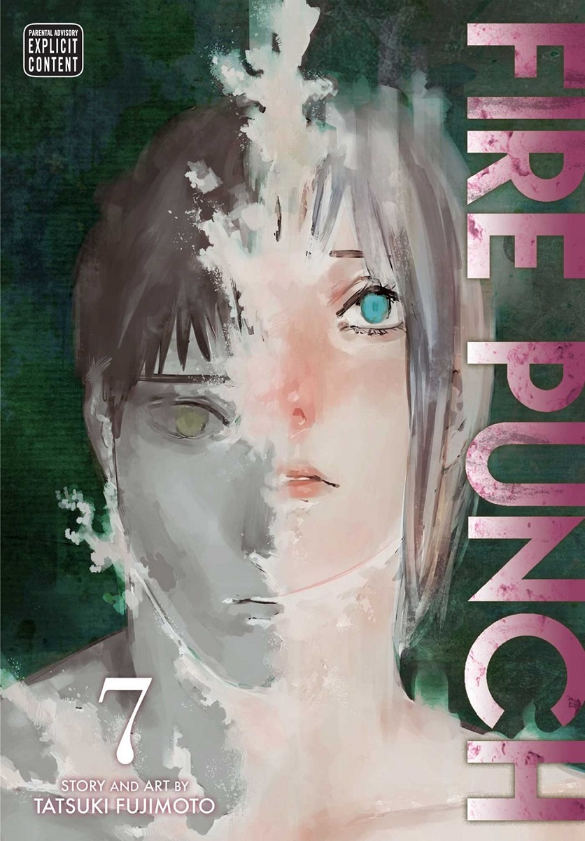 Fire Punch Manga Volume 7