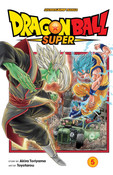 Dragon Ball Super Manga Volume 5