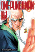 One-Punch Man Manga Volume 16