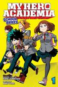 My Hero Academia School Briefs Novel Volume 1