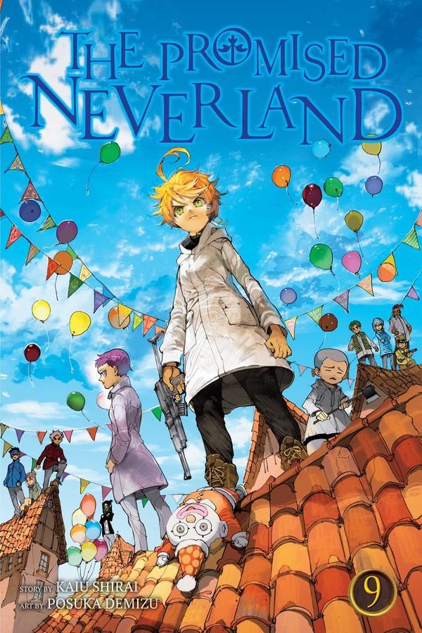 The Promised Neverland Manga Volume 9