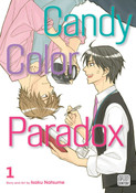 Candy Color Paradox Manga Volume 1